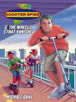 cover image of The Wheels that Vanished