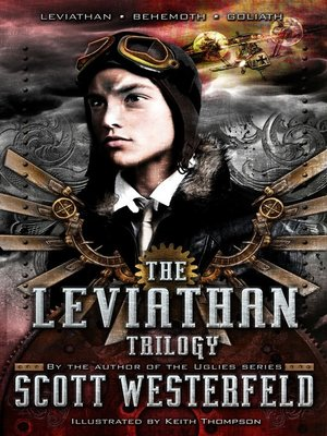 cover image of Leviathan Trilogy