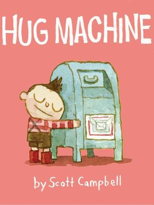 cover image of Hug Machine