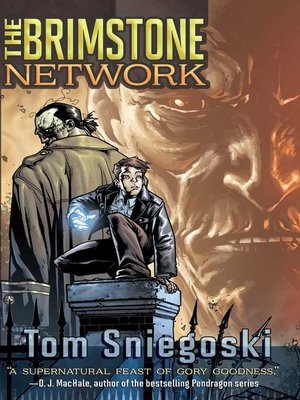 cover image of The Brimstone Network