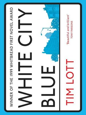 cover image of White City Blue
