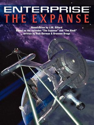 cover image of The Expanse