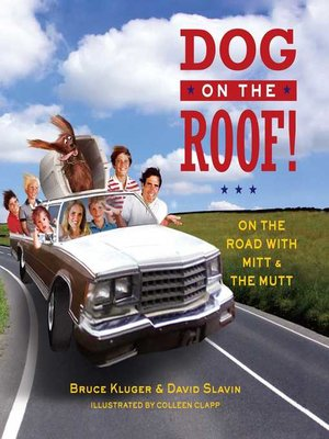 cover image of Dog on the Roof!