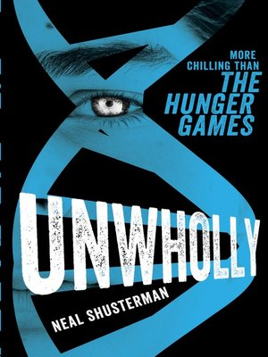 cover image of UnWholly