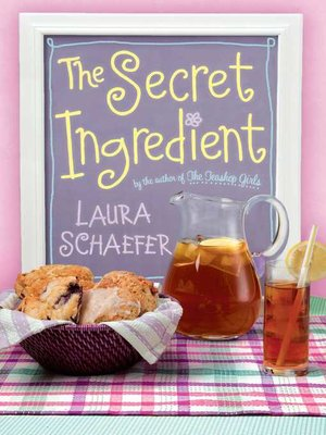cover image of The Secret Ingredient