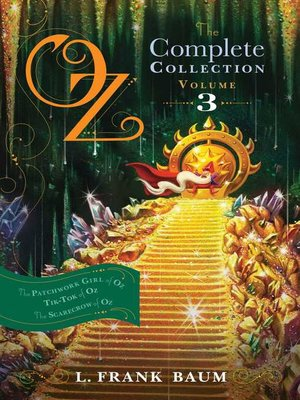 cover image of Oz, the Complete Collection, Volume 3