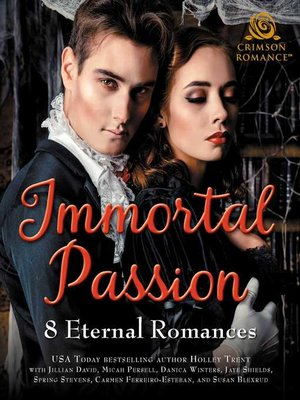cover image of Immortal Passion