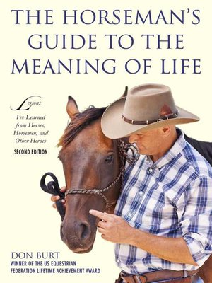 cover image of The Horseman's Guide to the Meaning of Life