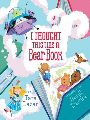 cover image of I Thought This Was a Bear Book