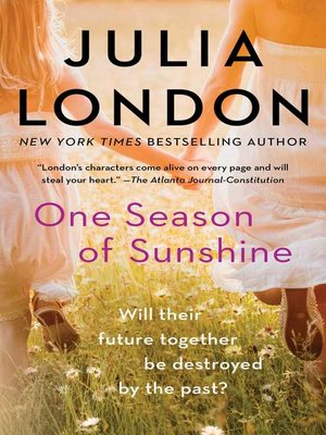 cover image of One Season of Sunshine