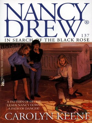 cover image of In Search of the Black Rose
