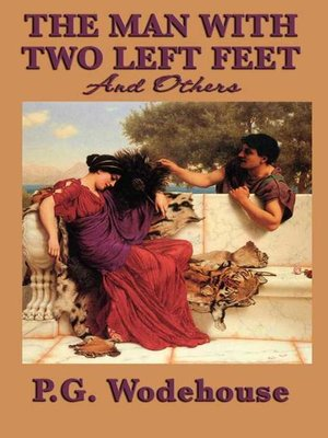 cover image of The Man With Two Left Feet