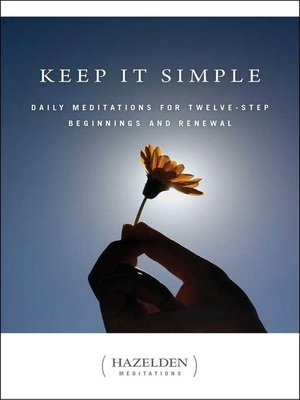 cover image of Keep It Simple
