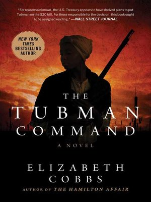 cover image of The Tubman Command