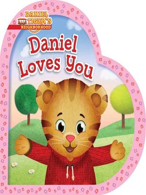 cover image of Daniel Loves You