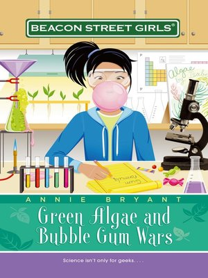 cover image of Green Algae and Bubble Gum Wars