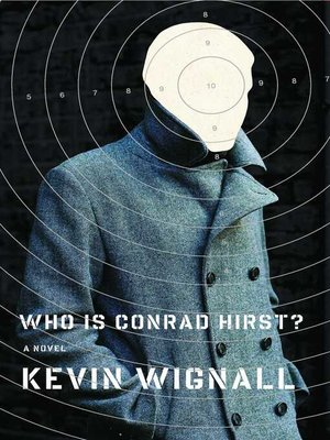 cover image of Who is Conrad Hirst?