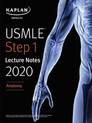 cover image of USMLE Step 1 Lecture Notes 2020