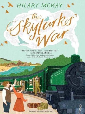 cover image of The Skylarks' War