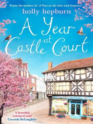 cover image of A Year at Castle Court