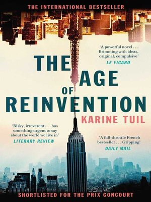 cover image of The Age of Reinvention