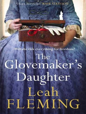 cover image of The Glovemaker's Daughter