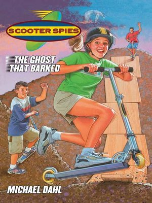 cover image of The Ghost that Barked
