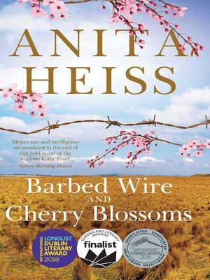 cover image of Barbed Wire and Cherry Blossoms
