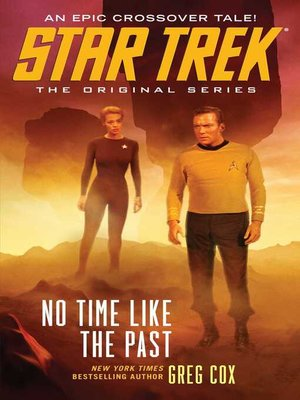 cover image of No Time Like the Past