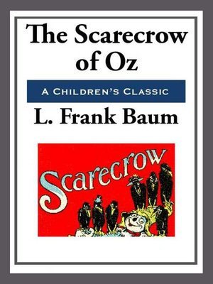 cover image of The Scarecrow of Oz