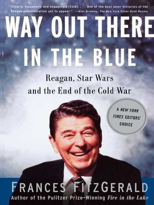 cover image of Way Out There In the Blue