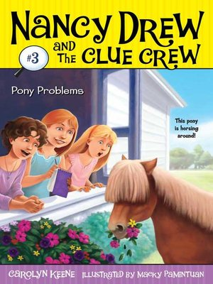 cover image of Pony Problems