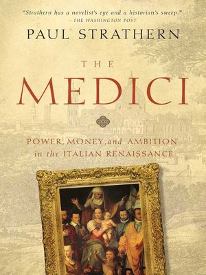cover image of The Medici