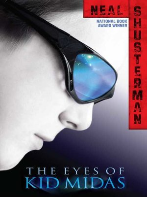 cover image of The Eyes of Kid Midas