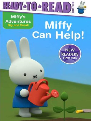 cover image of Miffy Can Help!