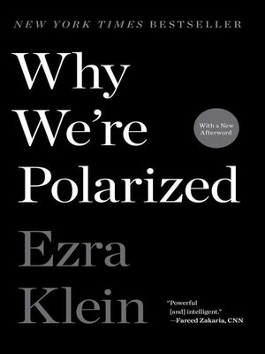 cover image of Why We're Polarized