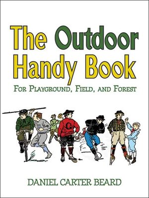 cover image of The Outdoor Handy Book