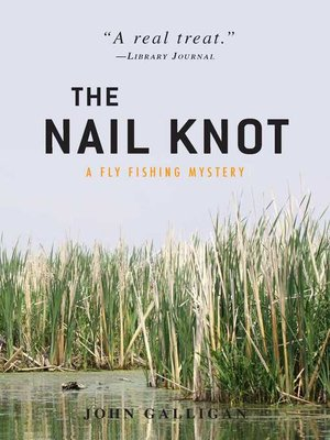 cover image of The Nail Knot
