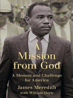 cover image of A Mission from God