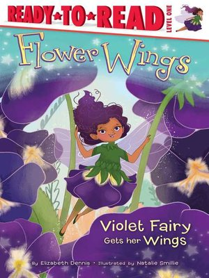 cover image of Violet Fairy Gets Her Wings