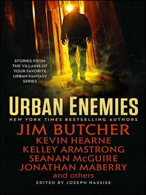 cover image of Urban Enemies