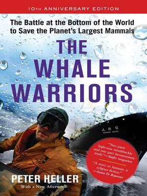 cover image of The Whale Warriors