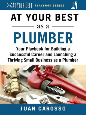 cover image of At Your Best as a Plumber