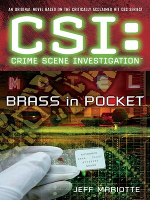 cover image of Brass in Pocket