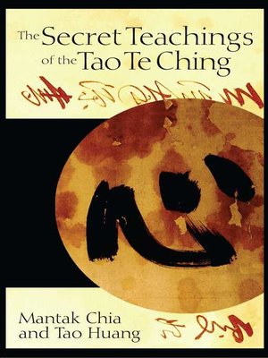 cover image of The Secret Teachings of the Tao Te Ching
