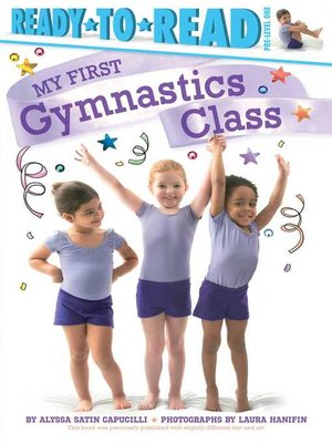 cover image of My First Gymnastics Class