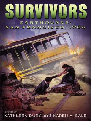 cover image of Earthquake