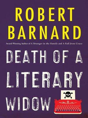 death of a perfect mother barnard robert