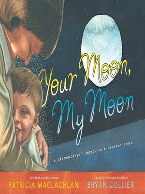 cover image of Your Moon, My Moon
