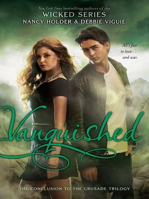 cover image of Vanquished